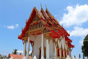Tempel Koh Tao