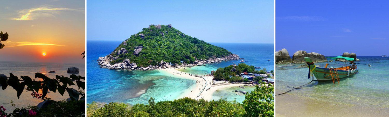 Thailand Titelbild - Koh Tao