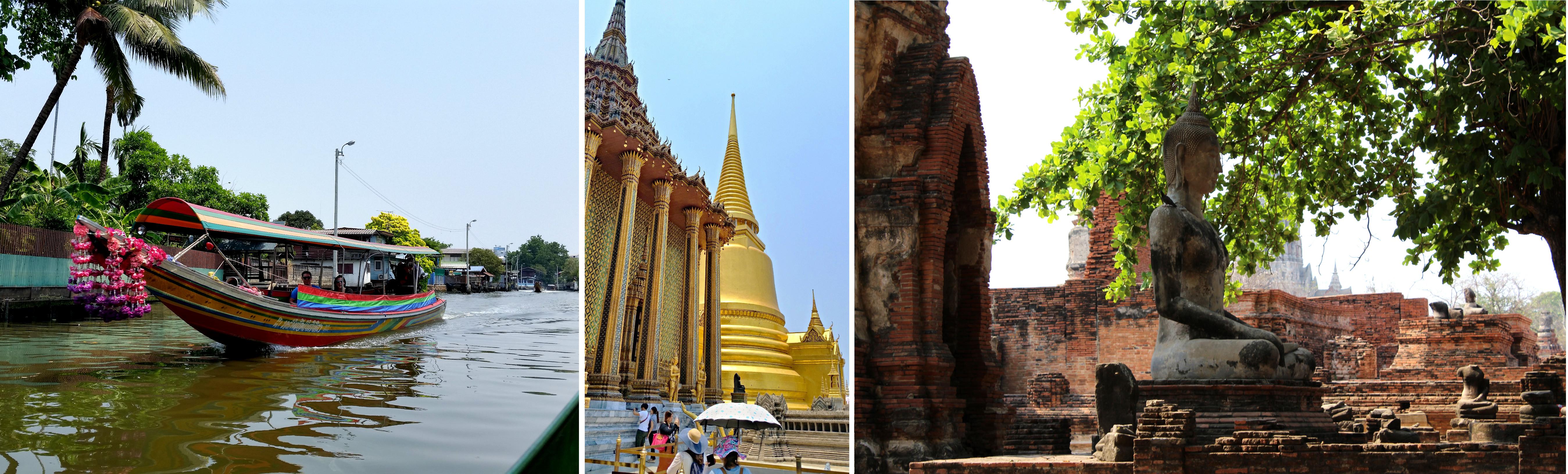Bangkok / Zentralthailand – Tag 1
