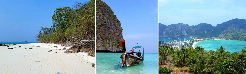 Thailand Titelbild - Koh Phi Phi