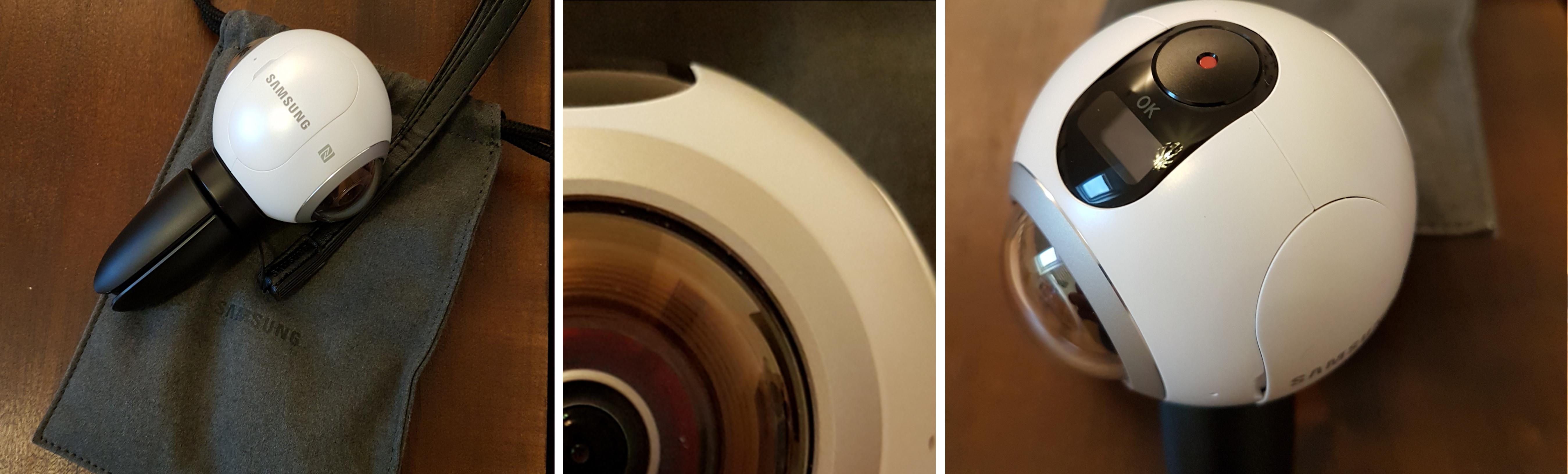Ab jetzt geht's rund – 360 Grad Bilder und Videos mit der Gear360