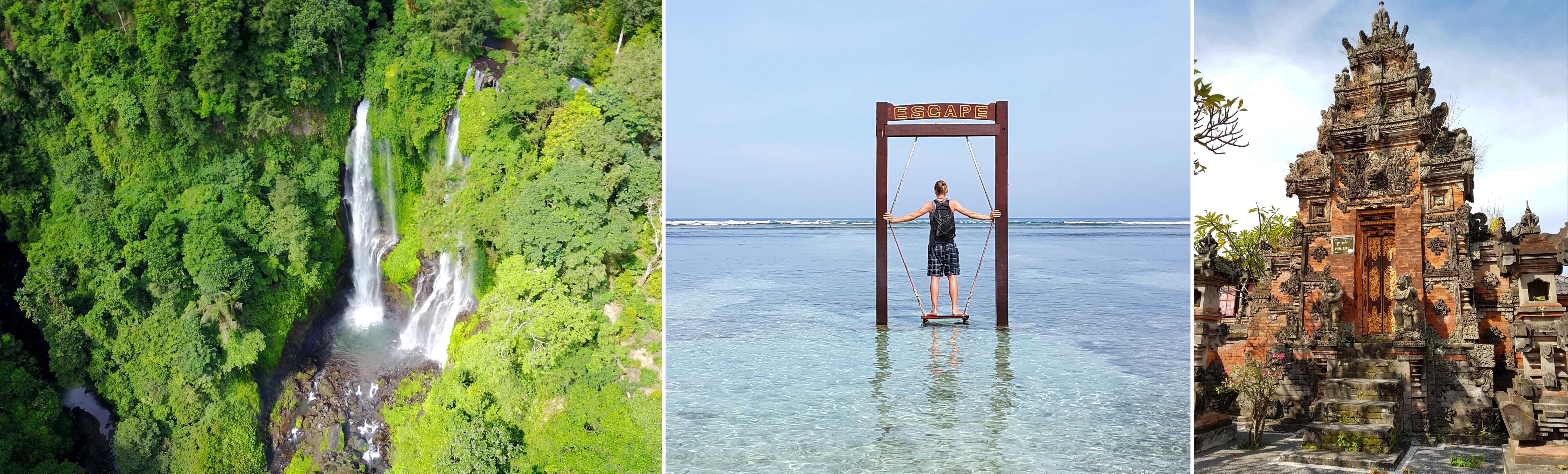 Bali: unser Reiseplan