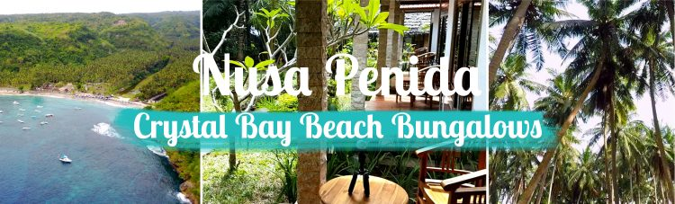 Indonesien • Roomtour Crystal Bay Beach Bungalows (Nusa Penida)