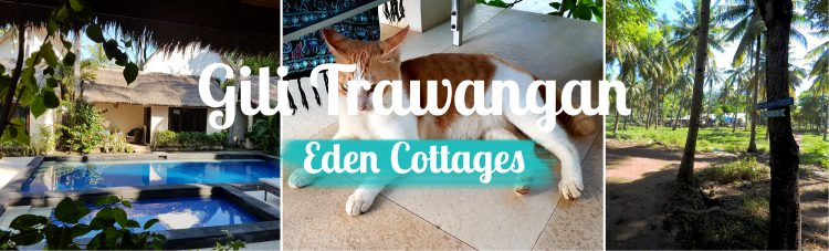 Eden Cottages (Gili Trawangan) – Roomtour