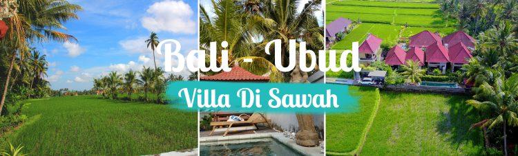 Indonesien Titelbild - Villa di Sawah