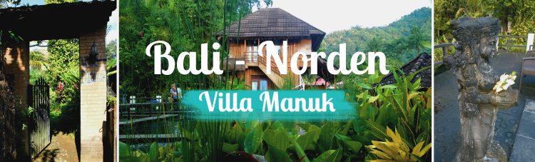 Indonesien • Roomtour Villa Manuk – am Rande der Berge (Bali)