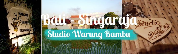 Studio@Warung Bambu (Singaraja, Bali) – Roomtour