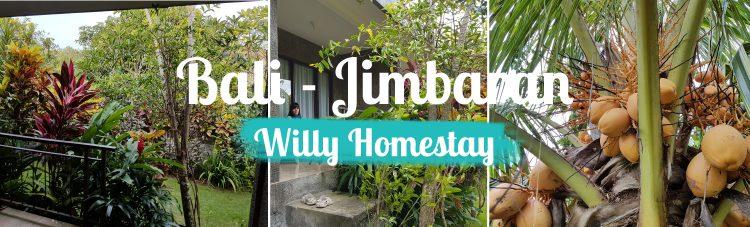 Willy Homestay (Jimbaran, Bali) – Roomtour