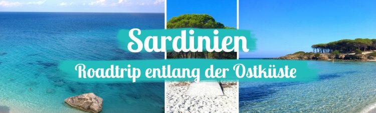 Sardinien Titelbild - Entlang der Ostküste - Titelbild