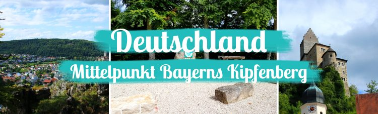 In Bayern im Mittelpunkt stehen – Der geographische Mittelpunkt Bayerns