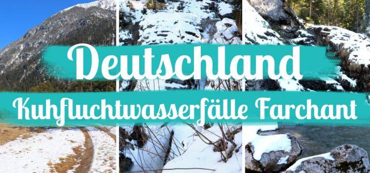 Titelbild - Bayern - Farchant - Deutschland - Kuhfluchtwasserfälle