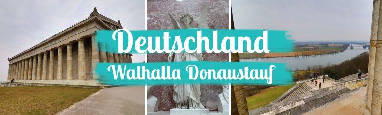 Deutschland - Bayern - Donaustauf - Walhalla - Titelbild