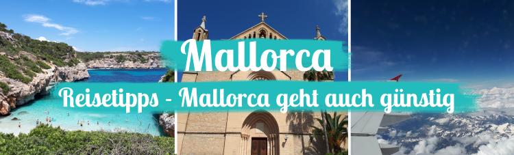 Mallorca - Reisetipps - Titelbild
