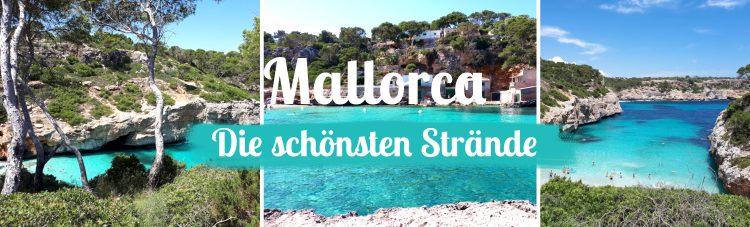 Mallorca Titelbild - Die schönsten Strände - Titelbild