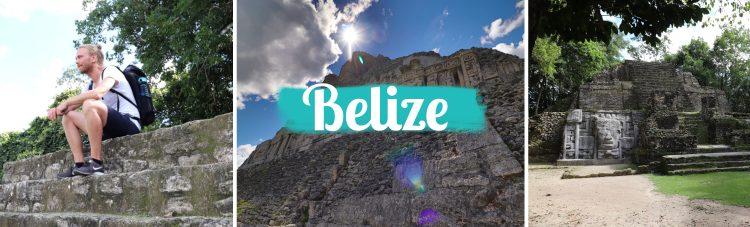 Belize - Titelbild