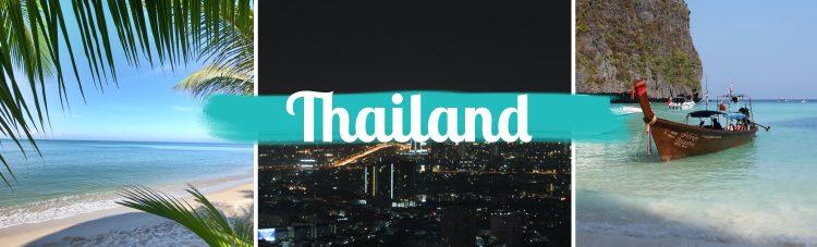 Thailand • Wetter und beste Reisezeit