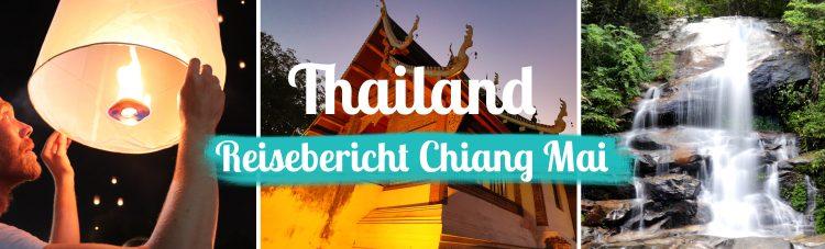 Thailand - Reisebericht Chiang Mai - Titelbild