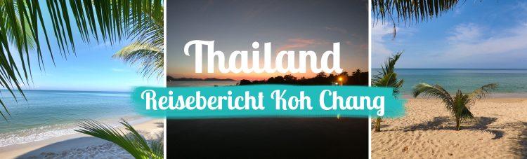 Thailand - Reisebericht Koh Chang - Titelbild