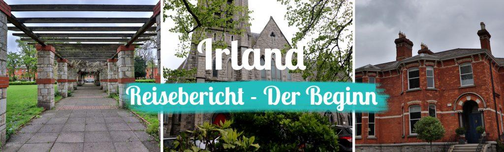 Titelbild Reisebericht Irland