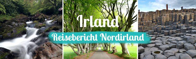 Titelbild Reisebericht Nordirland