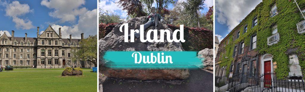 Titelbild Irland Dublin