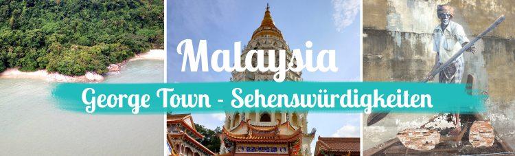 Malaysia - George Town - Titelbild