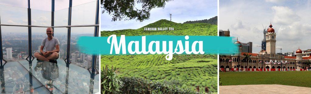Malaysia - Titelbild Startseite