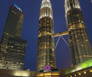 Malaysia - Kuala Lumpur - Sehenswürdigkeiten - Petronas Towers