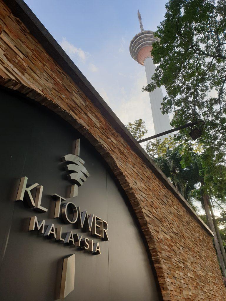 Malaysia - Kuala Lumpur - Sehenswürdigkeiten - KL Tower