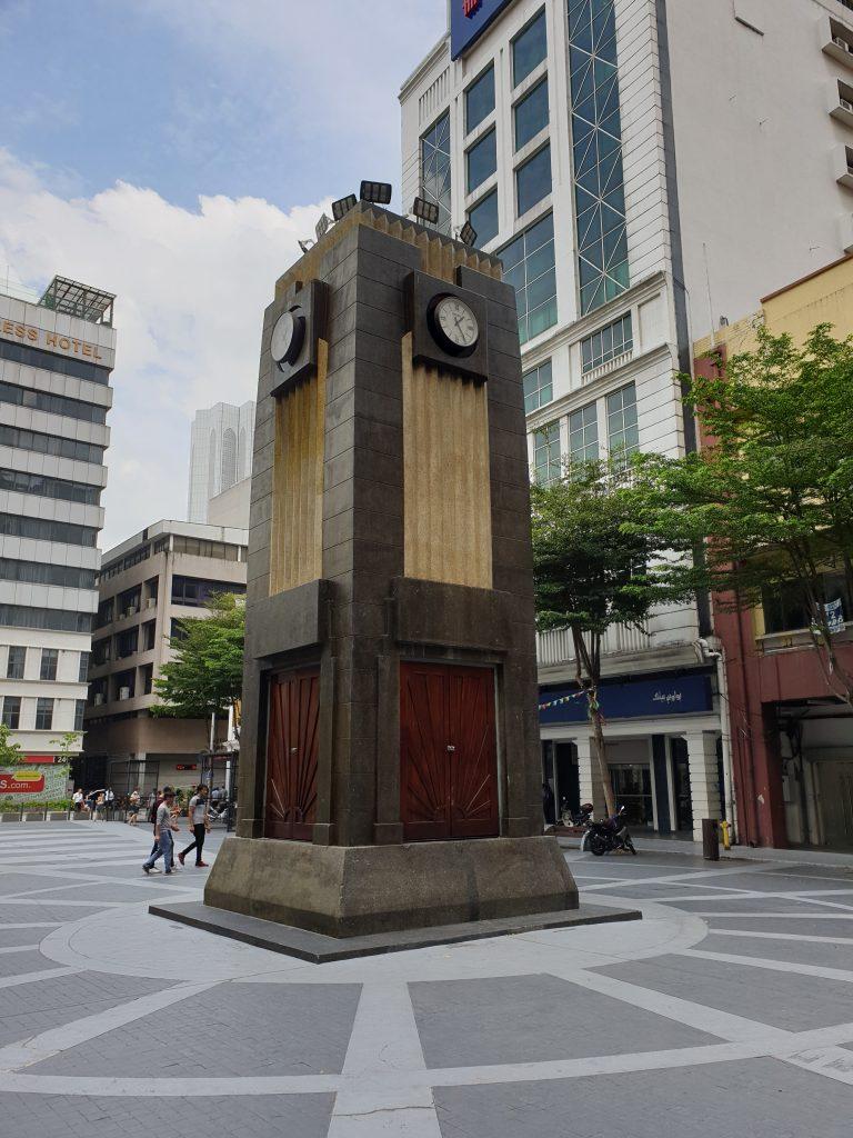 Malaysia - Kuala Lumpur - Sehenswürdigkeiten - Tataren Medan Pasar