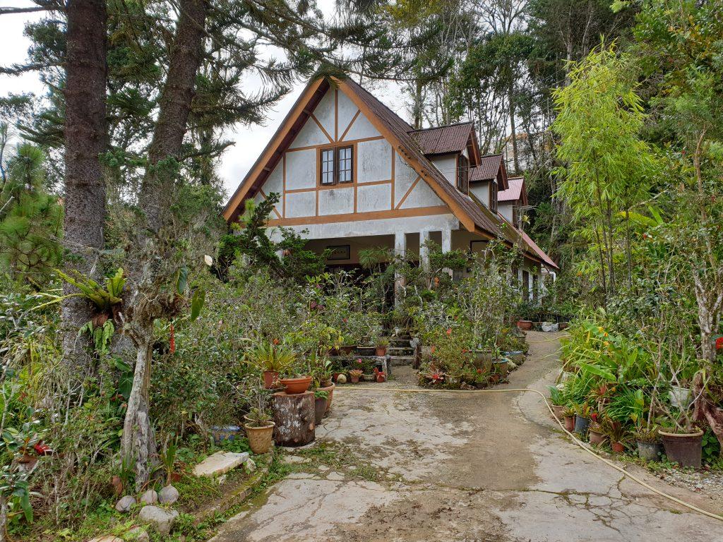 Malaysia - Cameron Highlands - Sehenswürdigkeiten - Tan's Camellia Garden