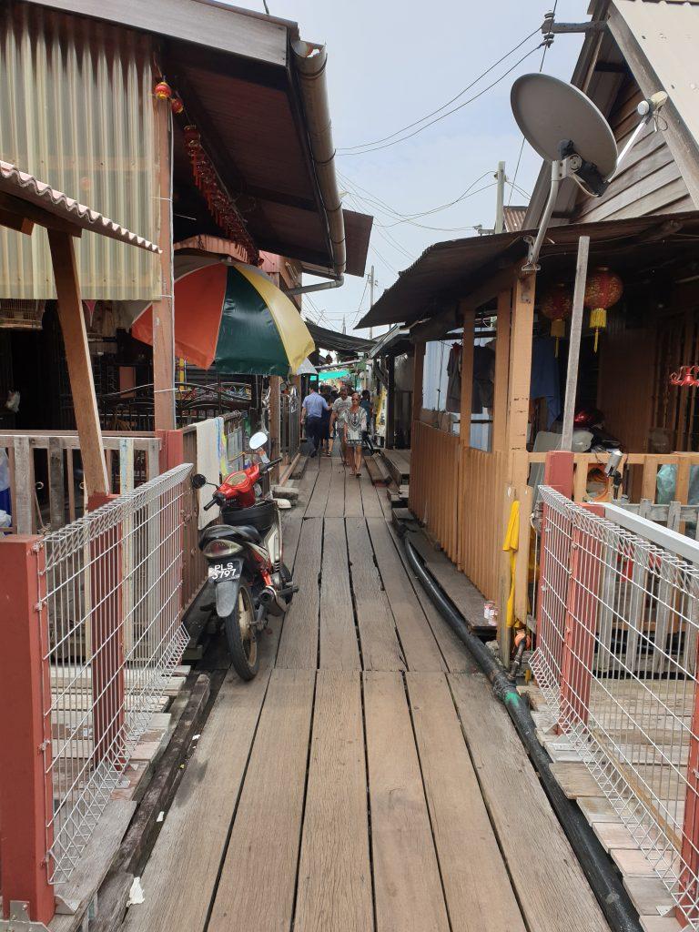 Malaysia - Penang - Sehenswürdigkeiten