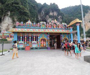 Malaysia - Kuala Lumpur - Sehenswürdigkeiten - Batu Caves