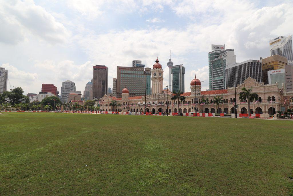 Malaysia - Kuala Lumpur - Sehenswürdigkeiten - Sultan Abdul Samad Palast