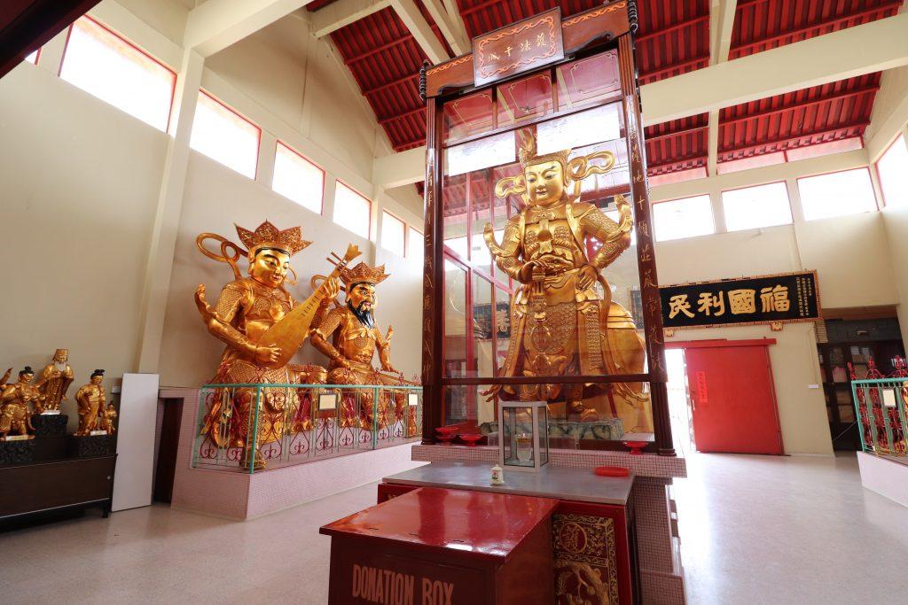 Malaysia - Cameron Highlands - Sehenswürdigkeiten - Sam Poh Tempel
