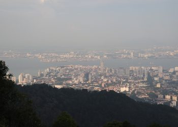 Malaysia - Penang - Sehenswürdigkeiten - Penang Hill