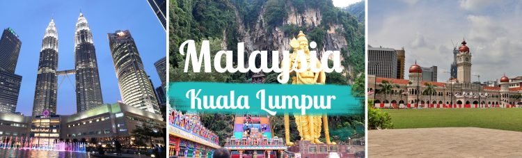 Malaysia - Kuala Lumpur - Titelbild