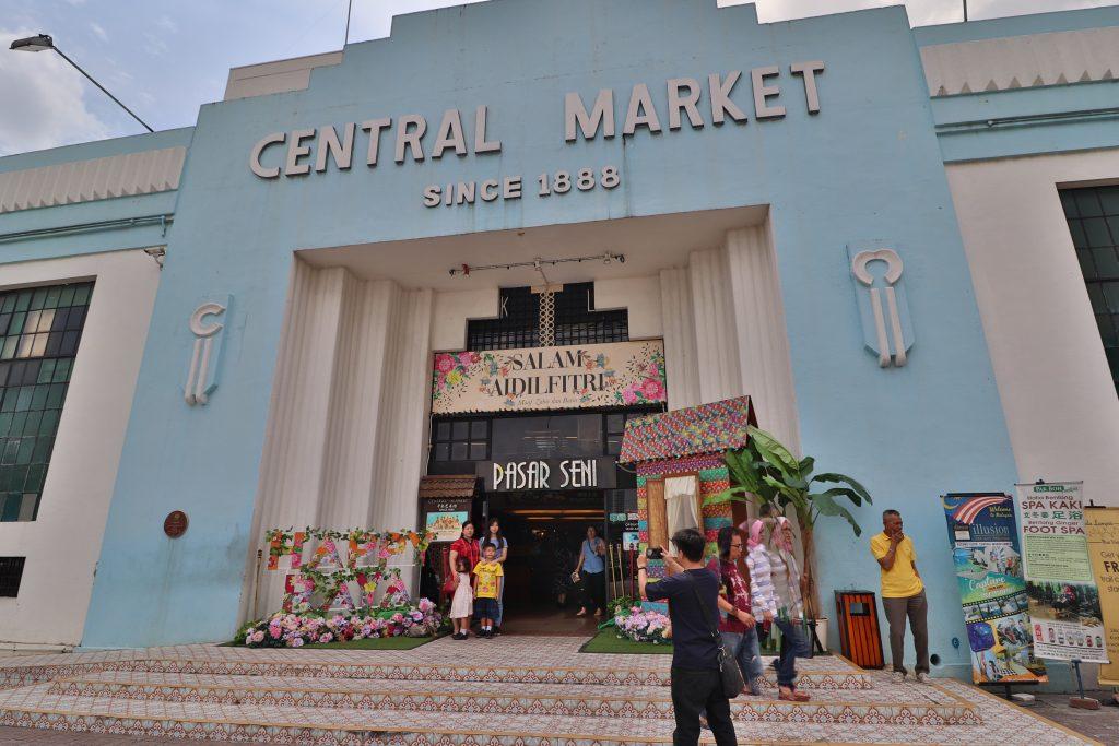 Malaysia - Kuala Lumpur - Sehenswürdigkeiten - Central Market