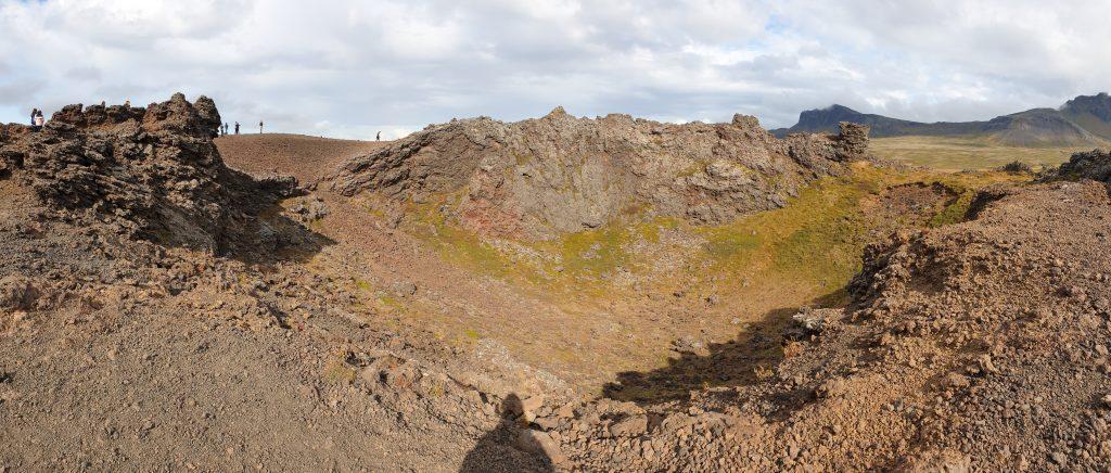 Island - Westisland - Vulkan - Nationalpark