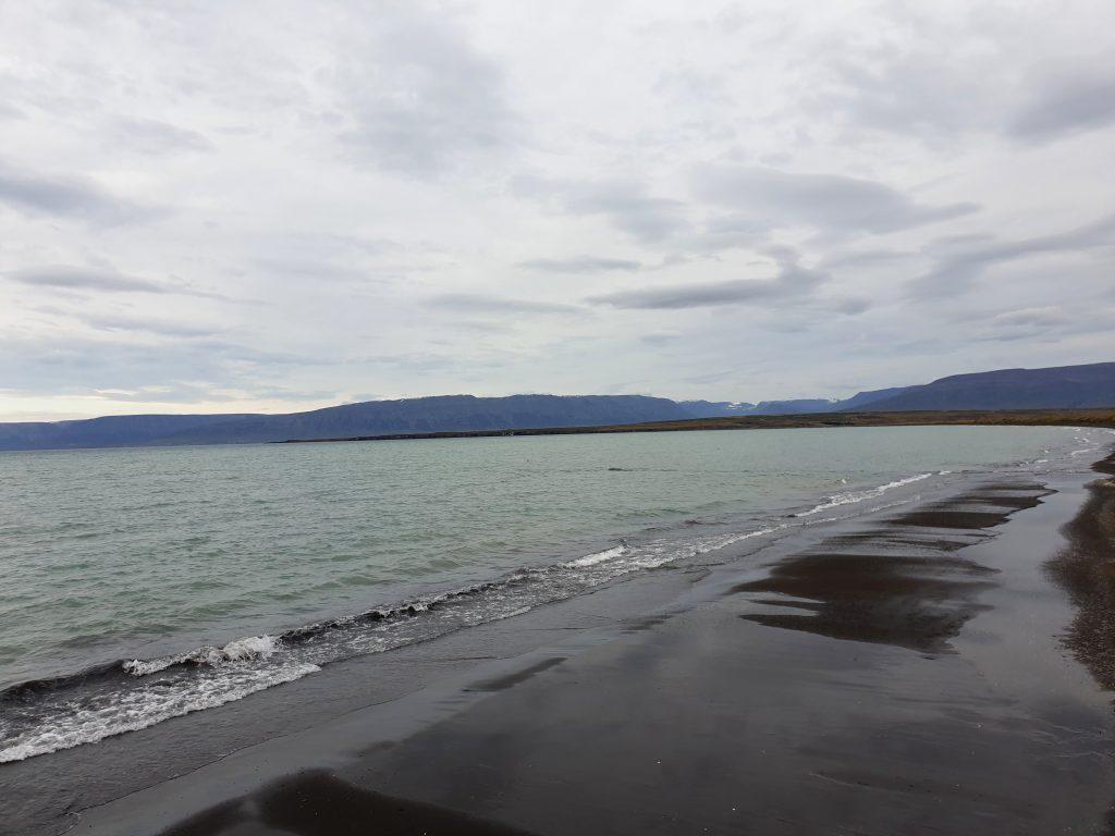 Island - Nordsland - Akureyri - Black Beach