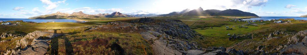 Island - Ostisland - Borgarfjördur - Hauptsitz der Elfenkönigin
