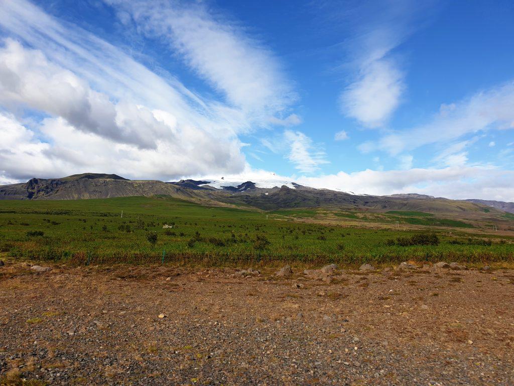Island - Westisland - Glacier - Gletscher