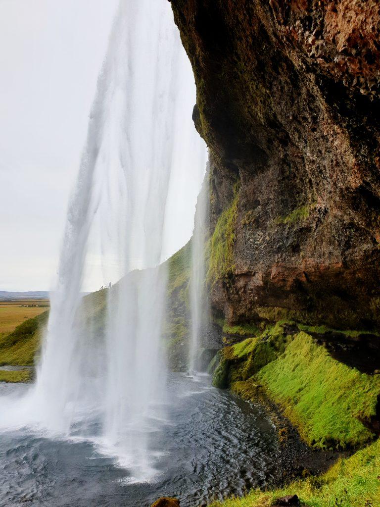 Island - Westisland - Seljalandsfoss - Wasserfall