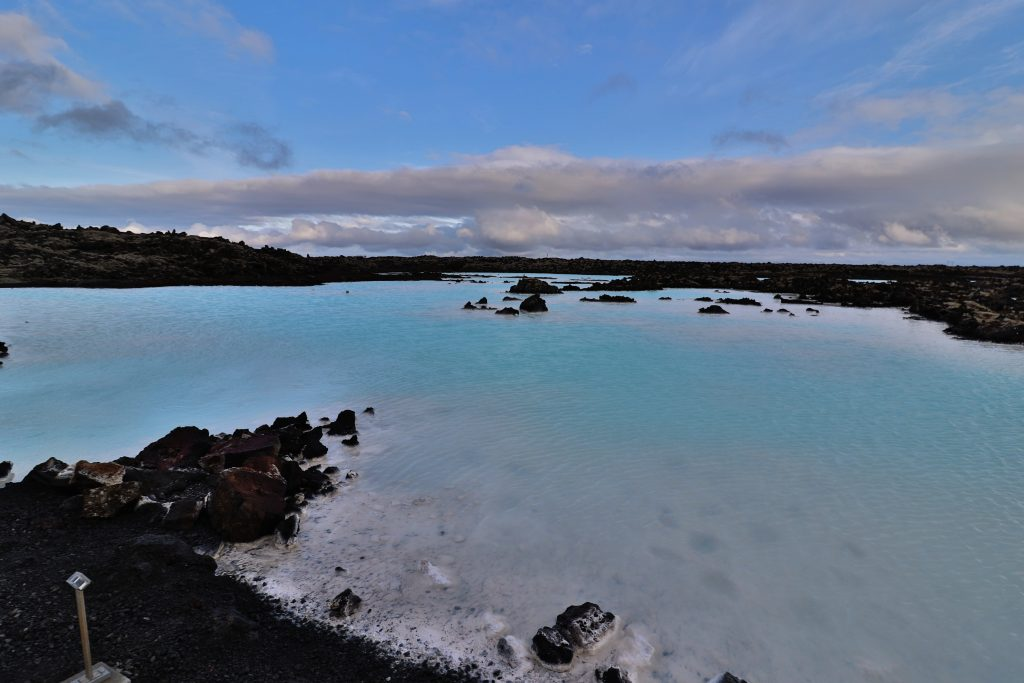 Island - Westisland - Blue Lagoon - Quellen