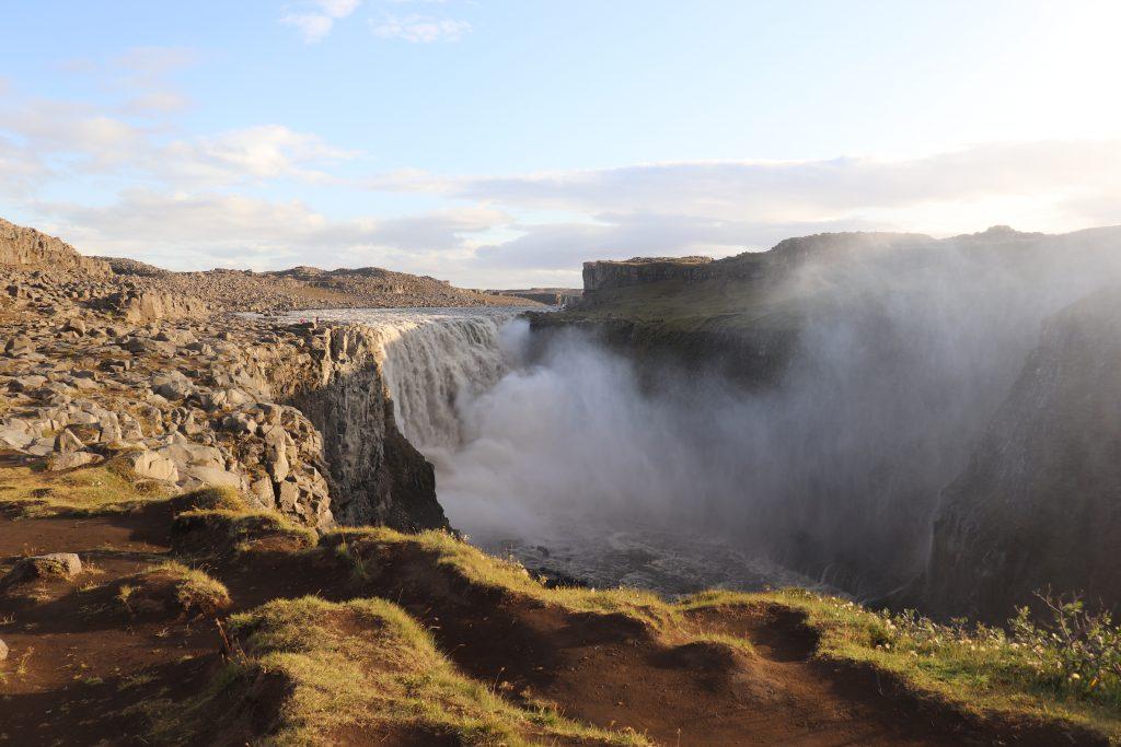 Island - Nordsland - Dettifoss - Wasserfall