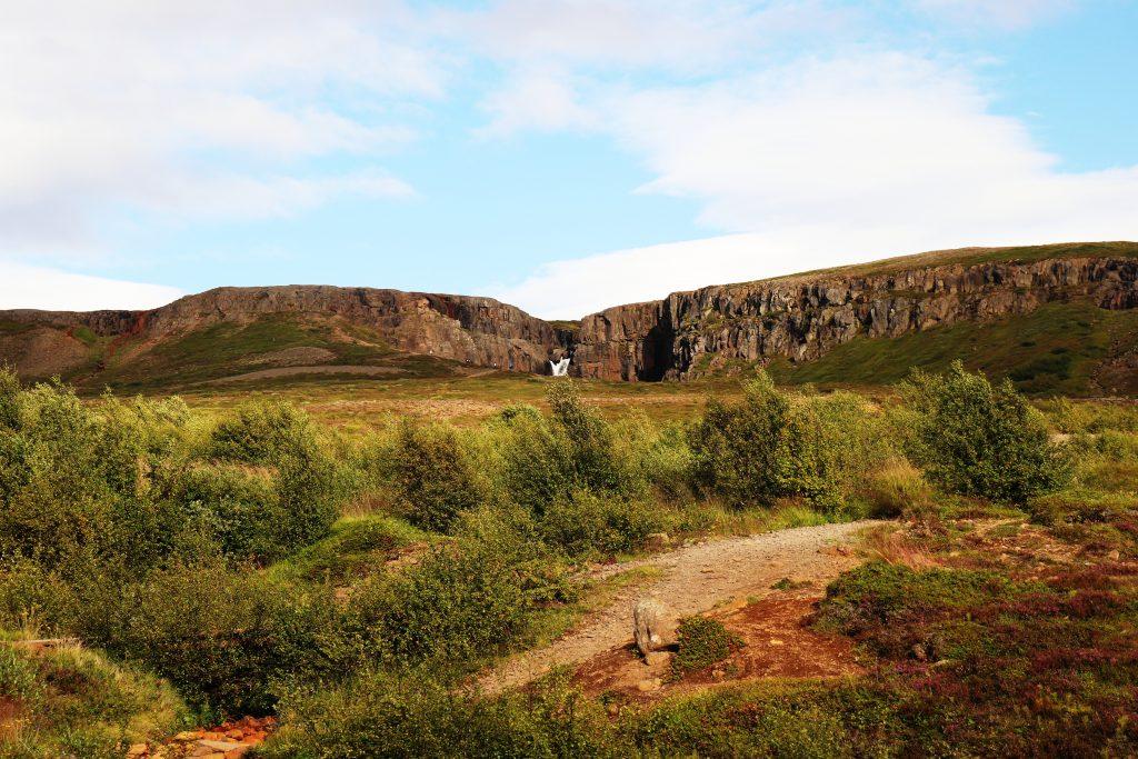 Island - Ostisland - Fardagafoss - Wasserfall