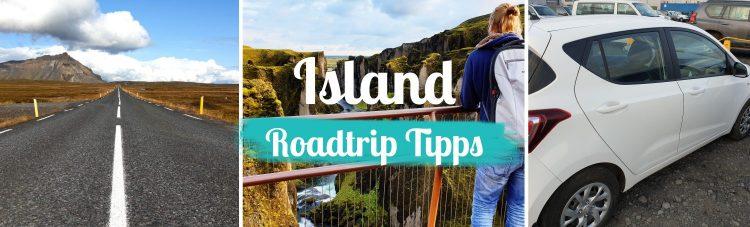 Titelbild - Island - Roadtriptipps - mit Text