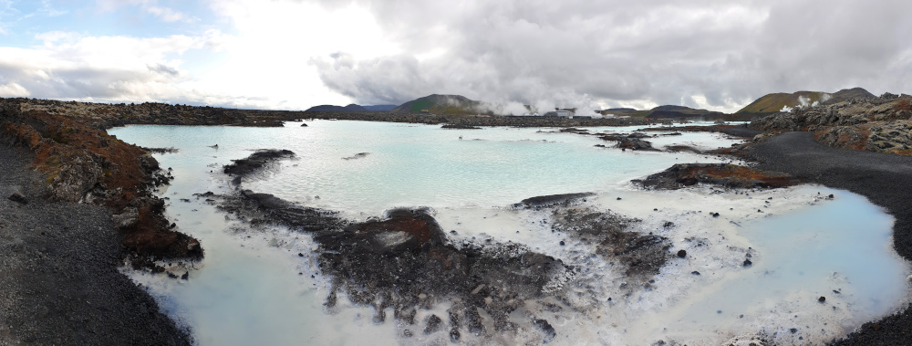 Island - Sehenswürdigkeiten Hauptstadtgebiet - Blue Lagoon