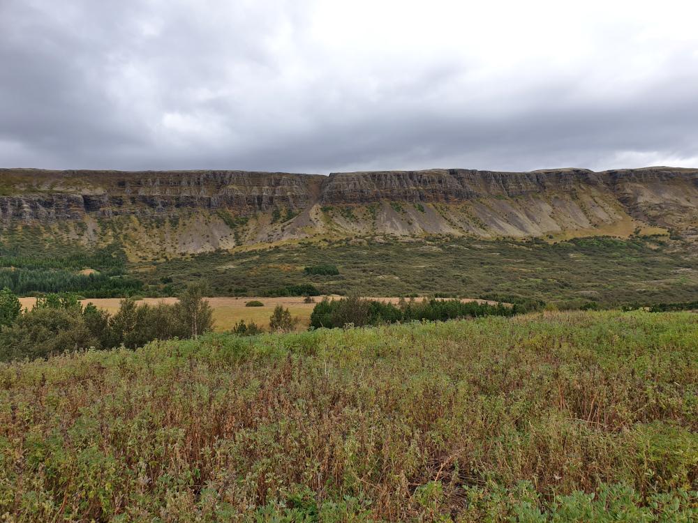 Island - Sehenswürdigkeiten Hauptstadtgebiet - Glymur