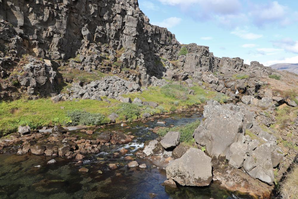 Island - Sehenswürdigkeiten Hauptstadtgebiet - Lögberg